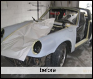 collision repair porsche chester springs exton