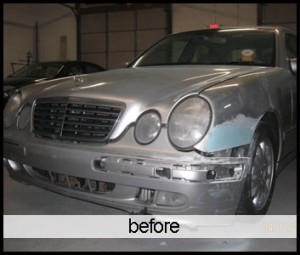 collision repair mercedes chester springs exton